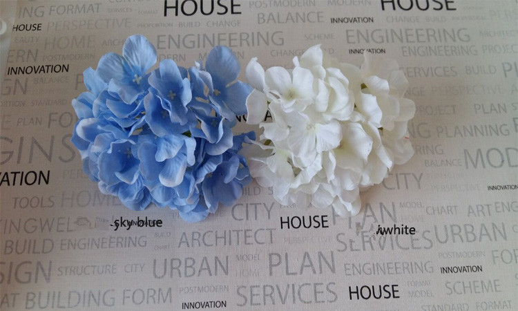 5pcslot artificial silk hydrangea flower head diy wedding can be used as a wall decoration for flower walls htb18bv4d7fbujksnb4q6xcrxxas1 mightylinksfo