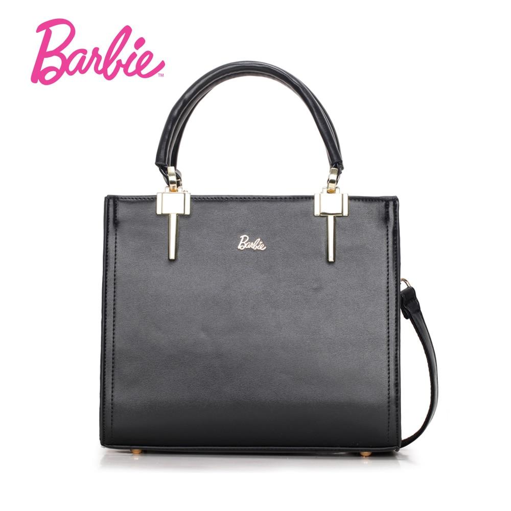 6ef9d46521 Barbie donne borsa bussiness In Pelle stile signore di modo grandi borse per  le donne stile