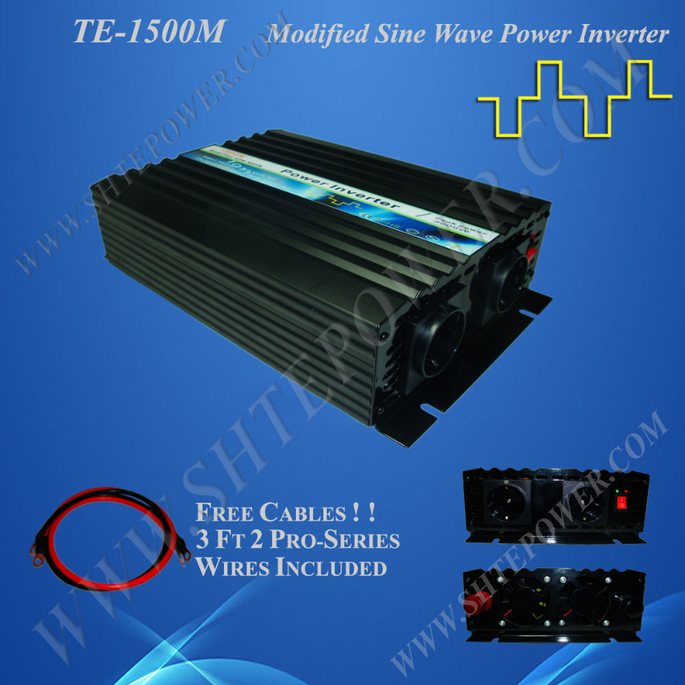 modified sine wave power inverter 1500w DC 12V to AC 220V,dc to ac off grid tie inverter ac dc ac dc for those about to rock we salute you lp