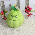 14cm lovely plant vs zombies plush toys cute squash Plush Dolls soft stuffed toys for children free shipping