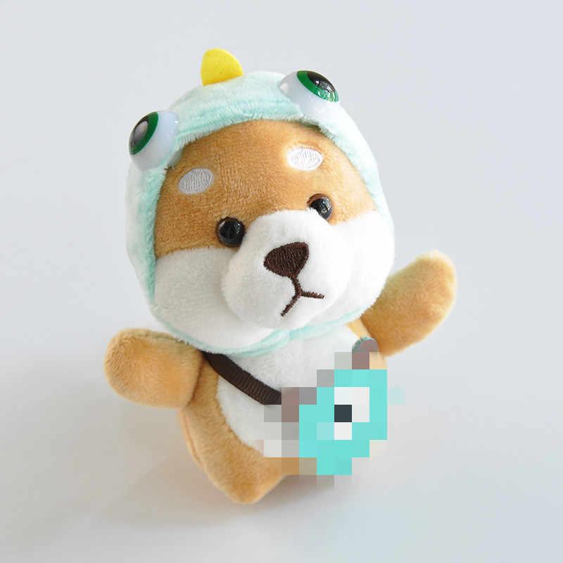 Kawaii Plush Stuffed Boneca Animais Brinquedos Para Crianças Do Bebê Dos Desenhos Animados Chaveiros Bonito Bichos de pelúcia Brinquedos de Pelúcia Para As Crianças Presentes De Aniversário Engraçados