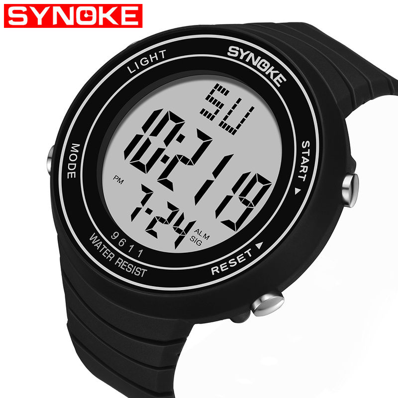 SYNOKE Mens Military Watch For Male Sport Watch Luxury Top Brand Analog Quartz Led Digital Outdoor Waterproof Wrist WatchesSYNOKE Mens Military Watch For Male Sport Watch Luxury Top Brand Analog Quartz Led Digital Outdoor Waterproof Wrist Watches