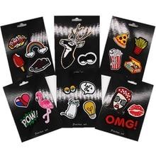 DIY Clothes 1pcs Badges