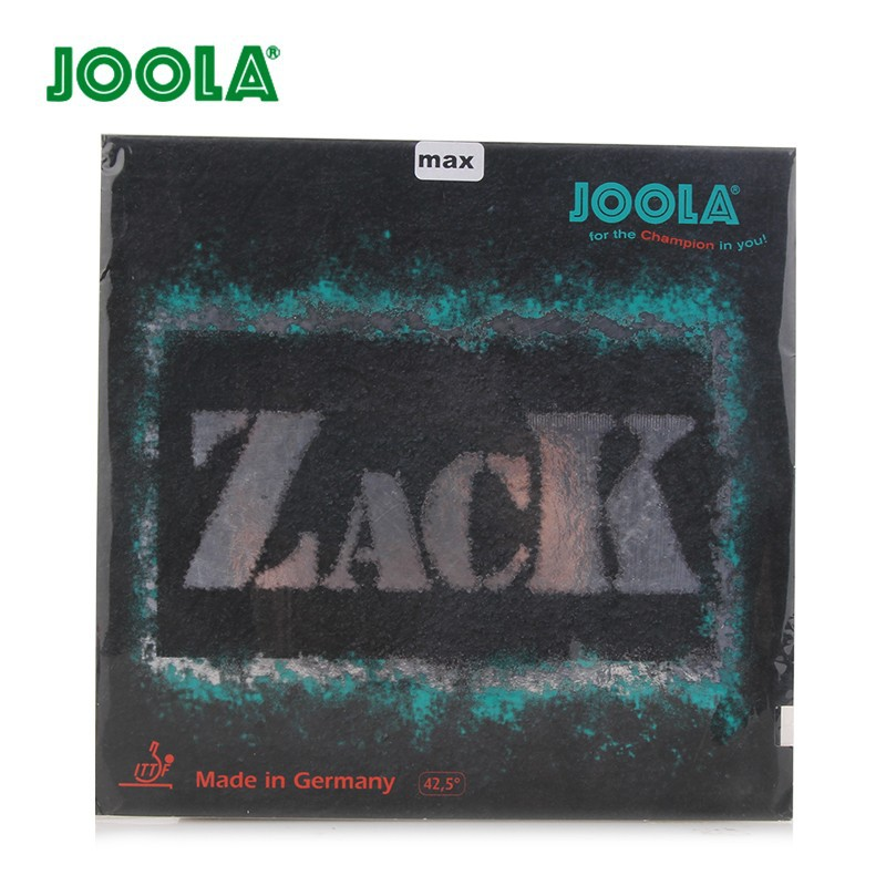 Joola ZACK (Control & Loop) Table Tennis Rubber Pimples In With Sponge Ping Pong RubberJoola ZACK (Control & Loop) Table Tennis Rubber Pimples In With Sponge Ping Pong Rubber
