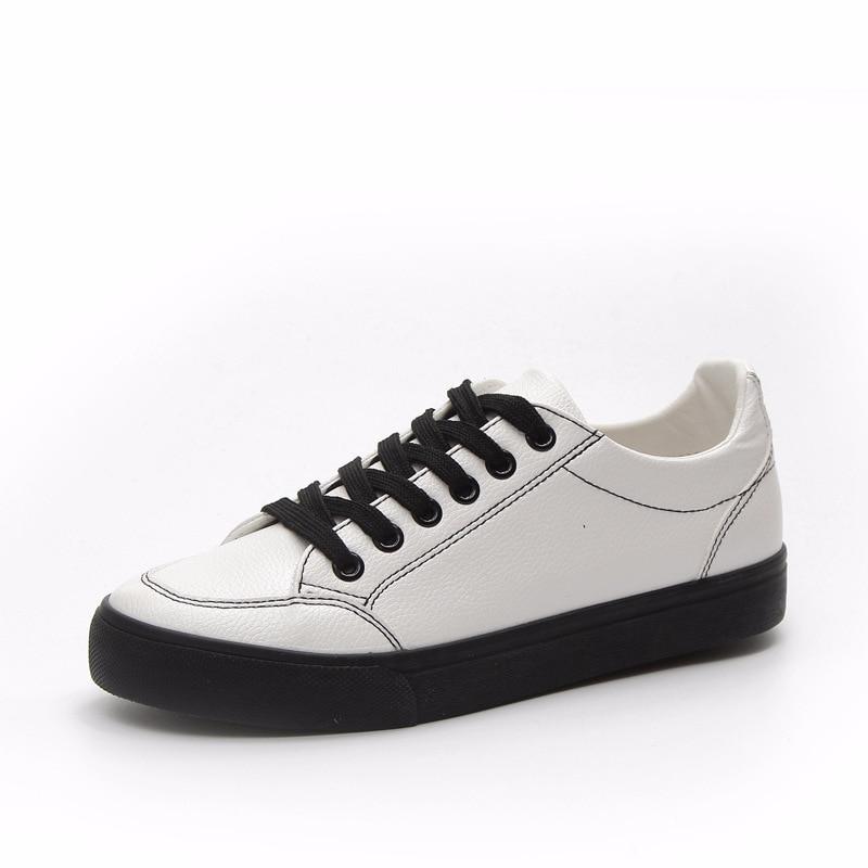 Femmes Chaussures Plates Toile Oxford Femme Chaussures Dentelle-up Bas Espadrilles De Mode De Dames Casual 2018 Printemps Automne Nouveau Non -slip Respirant