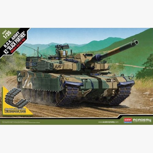 1/35 South Korea K2 Panther Main Battle Tank 135111/35 South Korea K2 Panther Main Battle Tank 13511