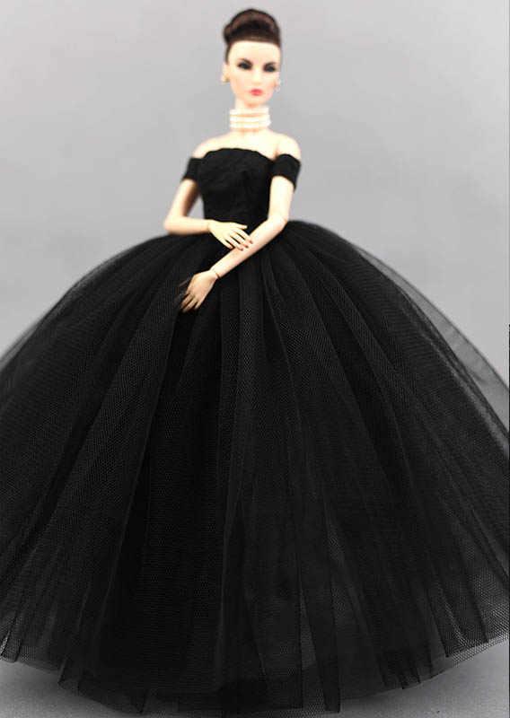 black little dress wedding