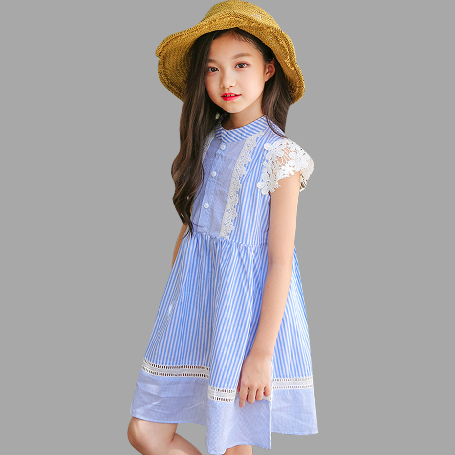 Girls Summer Dress Cute Mint Aqua Flutter Sleeves Spring Green Childrens  Frock Cool Style for Age ... e288ee4c5
