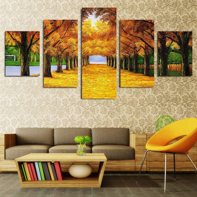 Fancy Frameless Wall Art Vignette - Art & Wall Decor - hecatalog.info
