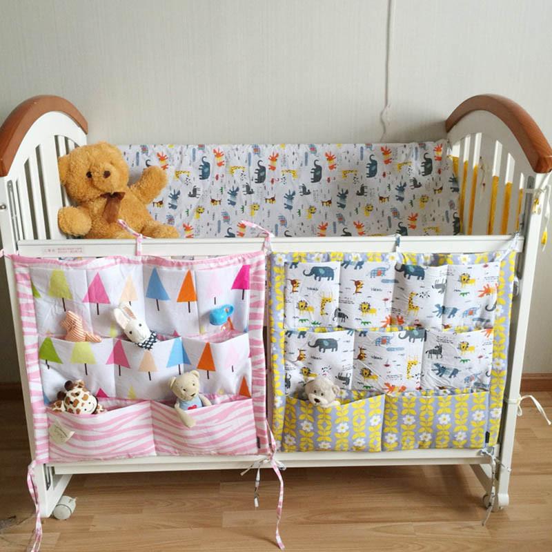 Baby-Bedding-2016-Brand-New-Baby-Bed-Organizer-60-55cm-Baby-Bed-Organizer-Hanging-Storage-Bag2