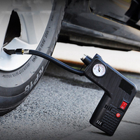 Portable Handheld Electric Pump Car Air Compressor Wireless Digital Tire Inflator for Auto Motor 100PSI Tire Pressure Monitor