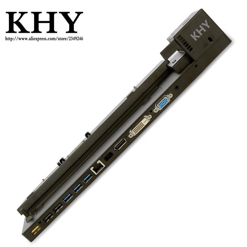 40A10065EU ThinkPad Pro Dock Port replicator 65W for ThinkPad L440 L450 L460 L470 L540 L560 L570