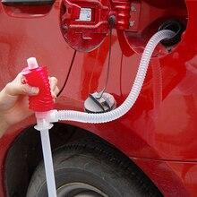 Dewtreetali ручной насос для перекачки газа, масла, воды, жидкости, сифонный шланг для автомобиля, мотоцикла, грузовика, автомобильный насос для перекачки жидкости