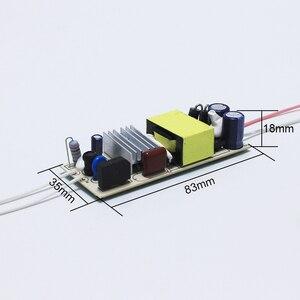 Image 5 - 30 40 Wát Bị Cô Lập Dẫn Lái Xe DC30 42V 900mA Đèn Power Supply Chiếu Sáng Transformer AC85 265V chuyển đổi