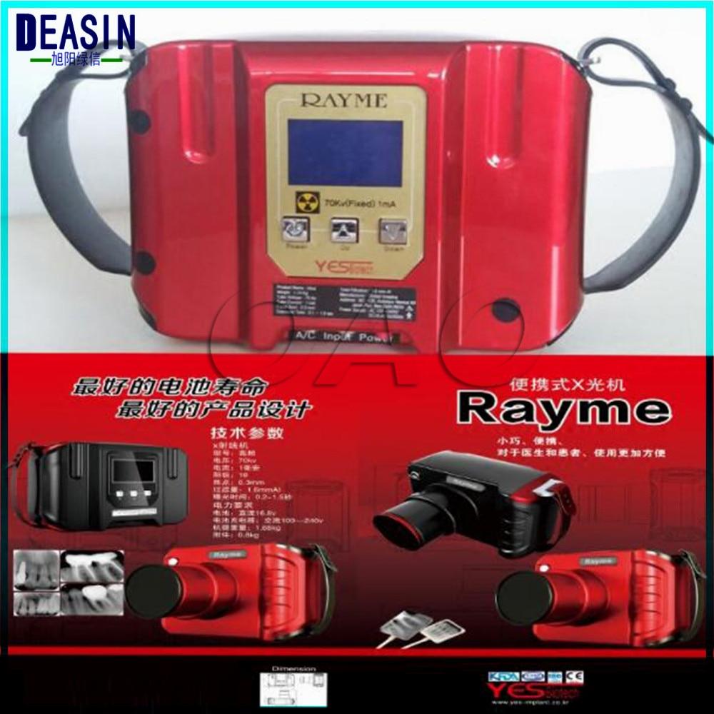цена Korean Original YES High Resolution Portable Dental X Ray Machine Portable Camera Digital X-Ray Unit YES Portable-Handheld в интернет-магазинах