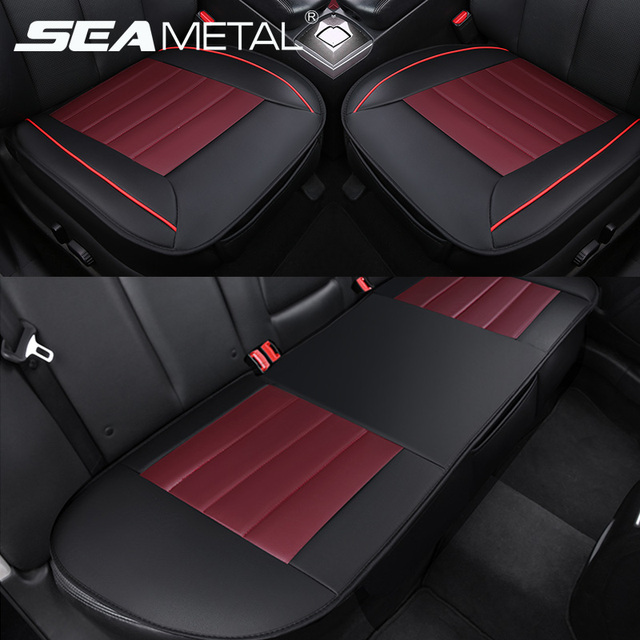 2019 newest car seat covers pu leather cars seat cover protectors
