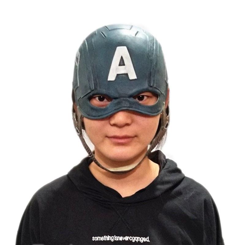 American Captain Mask 1-1