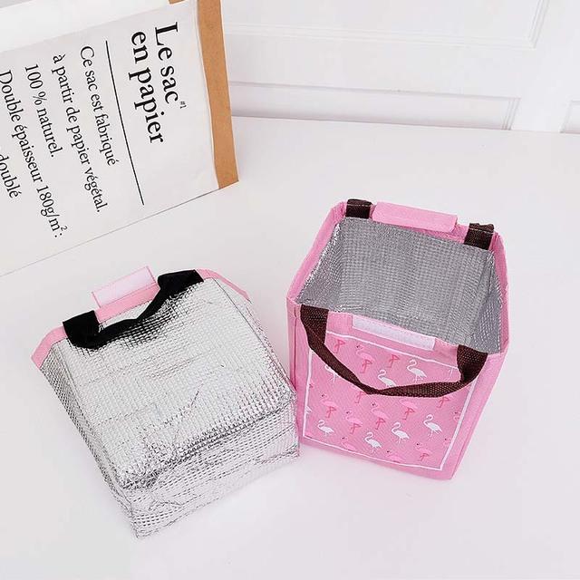 New Baby Thermal Bag For Food Thermal Feeding Bottle Warmers Handbag Thermal Bag Satchel Bolsa Termica