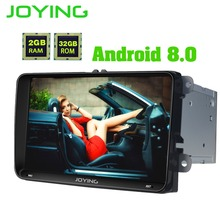 JOYING New 9″ Octa Core PX5 2GB Android 8.0 Car Radio Audio Stereo For Volkswagen VW GPS Navigation Tape Recorder Head Unit