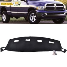 For Dodge Ram 1500 2500 3500 2002 2003 2004 2005 Dashboard Cover Dashmat Dash Mat Dash Board Cover Pad Sun Shade Carpet(China)