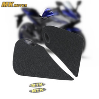 YZF R3 R25 Tank Pad Protector Sticker Decal Gas Motorcycle For YAMAHA YZF R3 YZF R25 Knee Grip Traction Pad Side