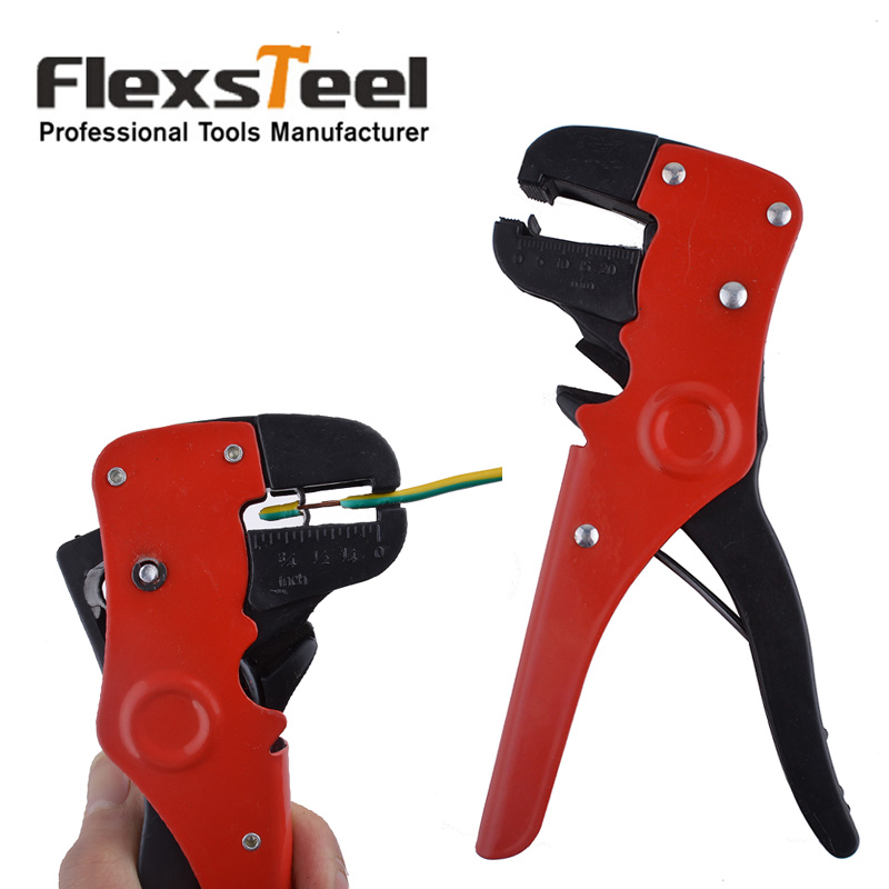 Aliexpress Com   Buy Flexsteel Hot Automatic 7 U0026quot  Wire Stripper Wire Stripping Crimping Plier With