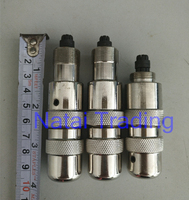 3pcs common rail injector diesel oil seal assembler for Bosch, fuel injector assemble repair tool D24 D25 D26