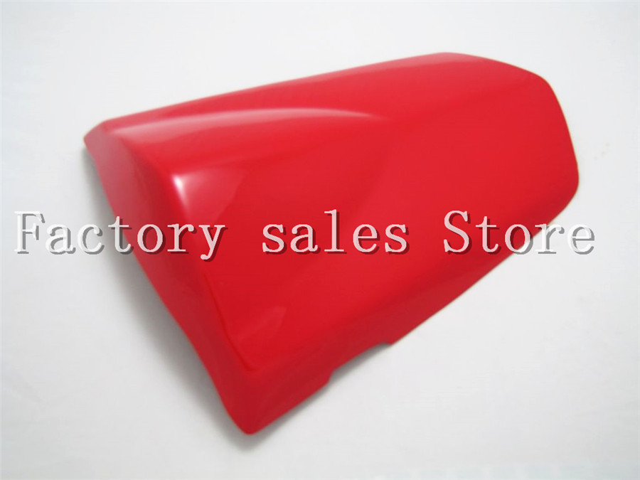 For Suzuki GSXR-1000 GSXR1000 GSXR 1000 2003 2004 03 04 K3 Rear Seat Cover Cowl,solo Racer Scooter Seat Motorcycle Red