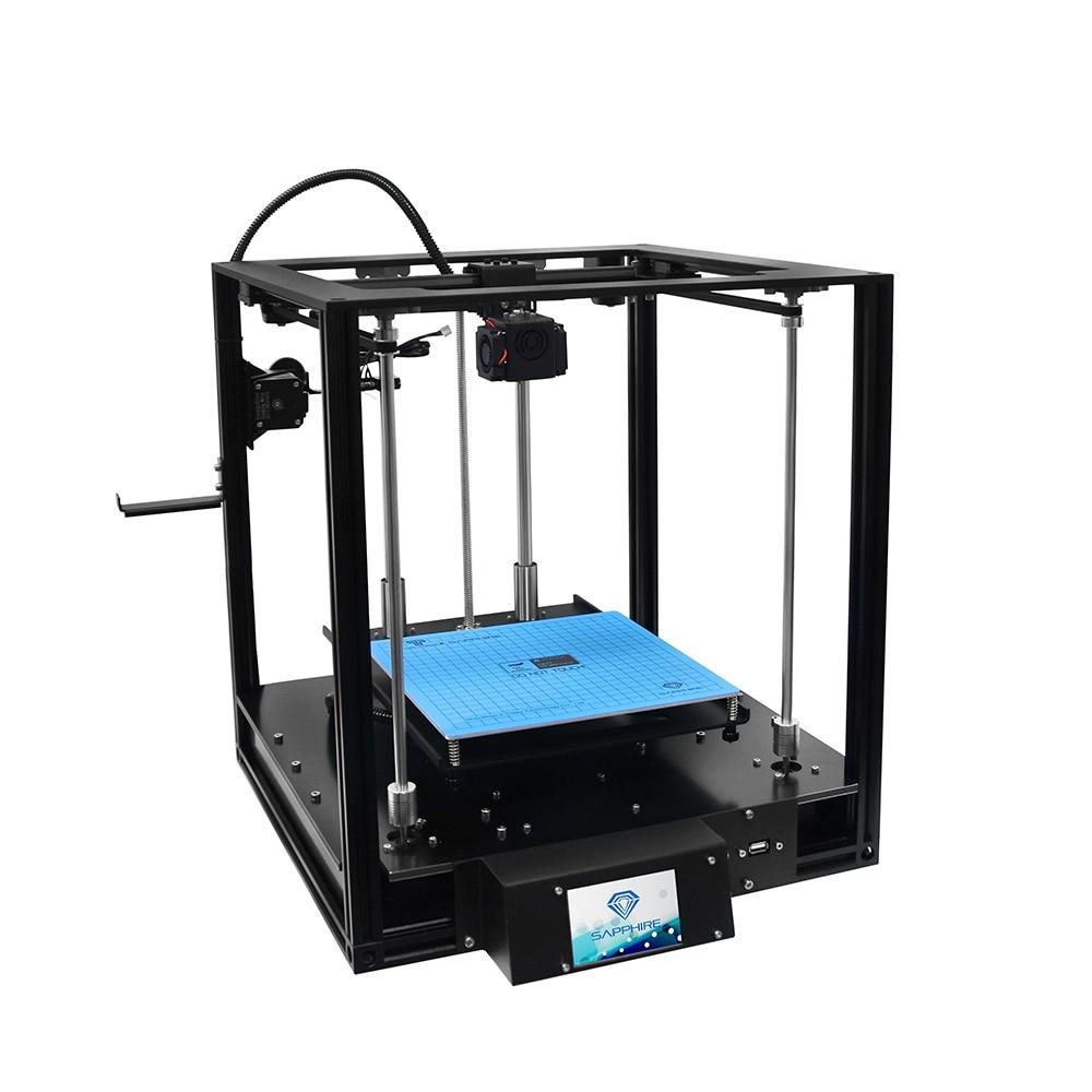 DIY Self-assembly FDM 3D Printer Kit Single Nozzel Upgraded Power Failure Resume Printing Core XY Impressora 3D Euro USA StockDIY Self-assembly FDM 3D Printer Kit Single Nozzel Upgraded Power Failure Resume Printing Core XY Impressora 3D Euro USA Stock