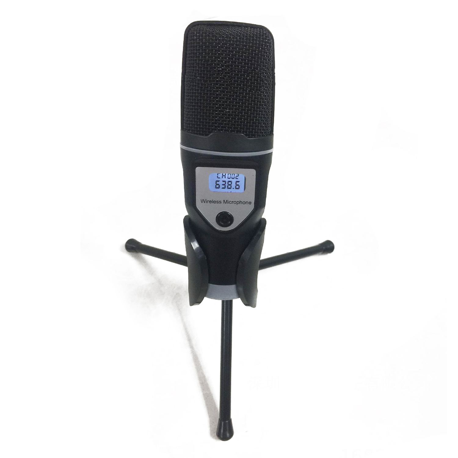 uf6 usb universal karaoke mic microphone wireless for tv computer audio k song conference plug. Black Bedroom Furniture Sets. Home Design Ideas