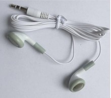 100 New Stereo in ear Headsets Earphone Earbud headsets Headset for MP3 MP4 PSP Phone Hot