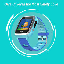 V13 Kid Smart Watch GPS Tracker IP67 Waterproof Fitness Watch SOS With Camera GPS Tracker IP67 #SW8.16(China)