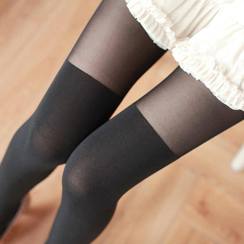 5b78c735411 1Pc Female Tights Woman s Pantyhose Sexy Female Women s Stockings Elastic  Leg Warmers Winter Tights Warm Tights