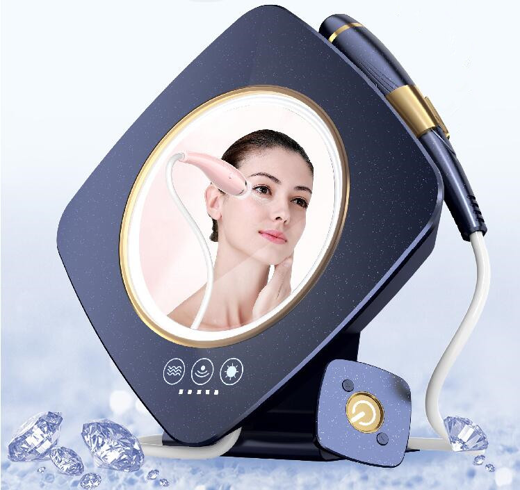 Instrument de levage quantique pour les yeux magique Machine de beauté Anti-rides pour le rajeunissement de la peau des yeux