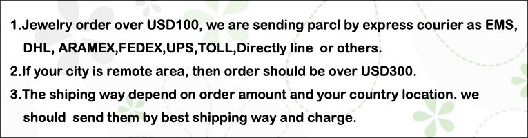 Title-Shipping information