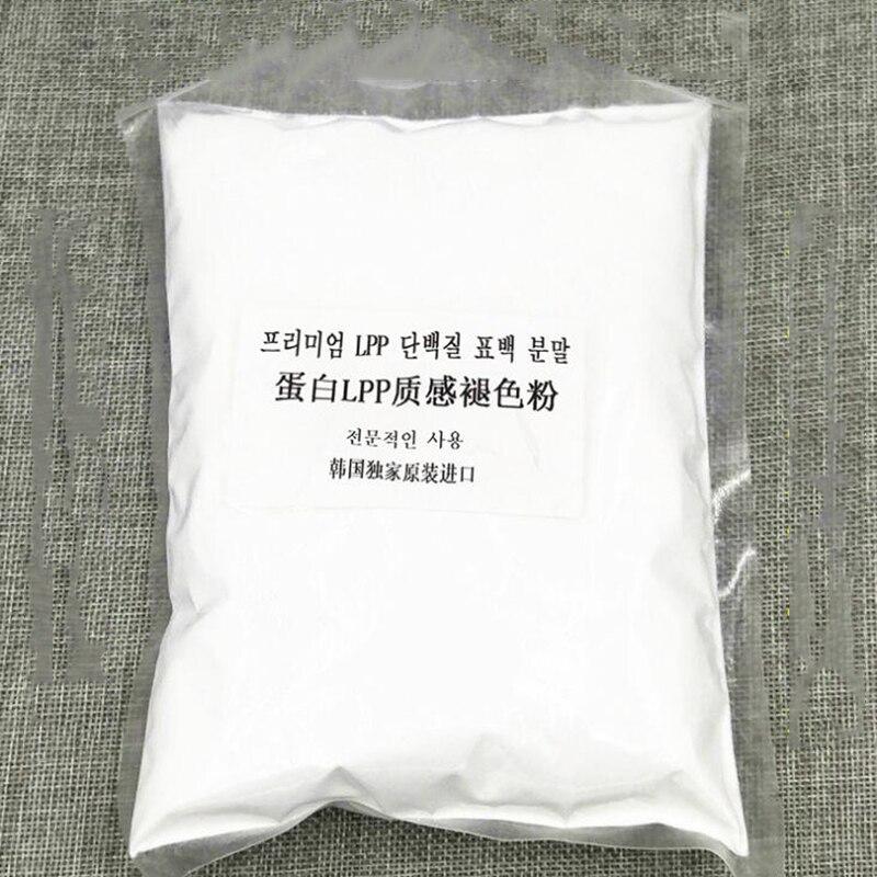 Coreano matérias-primas LPP desvanecimento da proteína em