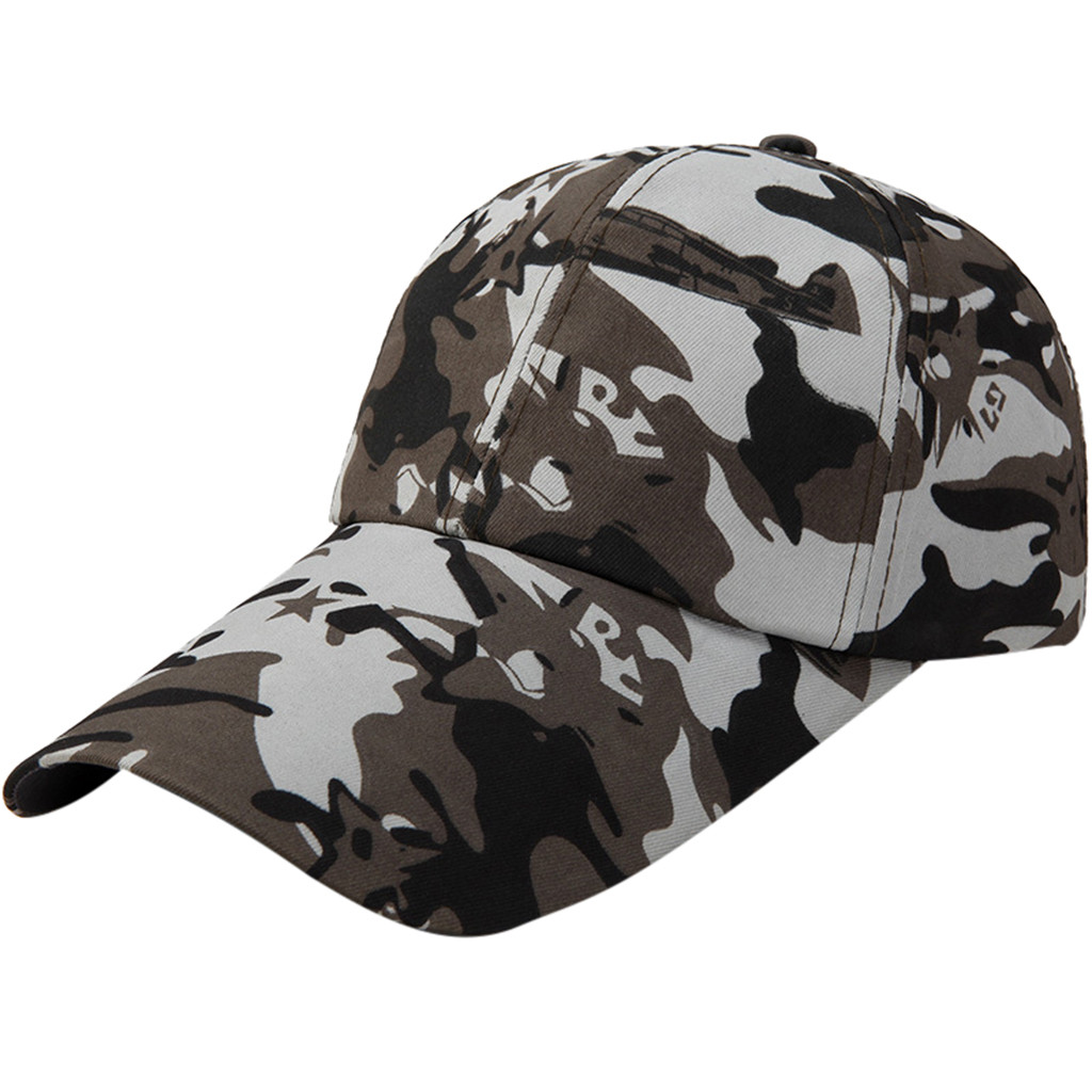 Men's Hiking Hat Camouflage   Cap     baseball     cap   Outdoor hatsTravel   Cap   Male Hat hip hop hat men   Baseball   Camouflage Hunting Hat