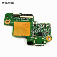 3G Type For Lenovo Pad S8 50F USB Board S8 50 USB Port Charging Board With