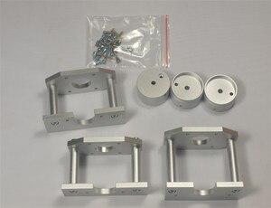 Image 5 - NEMA17 шаговый двигатель PROXXON MF70 монтажный комплект для DIY CNC преобразования 5 мм Размер отверстия