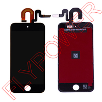 For Ipod Touch 5th 5 Display Screen LCD Screen Display With Black Touch Screen Digitizer Sensor