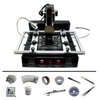 Factory Direct Sale Cheapest Infrared BGA Station M770 90mm Stencils BGA Accessories Combination 11 In 1