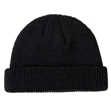 602d9af8 Winter Unisex Black Grey Red Solid Color Rib Knitted Beanies Hats For Woman  Mens Ladies Casual