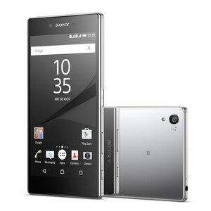 Image 3 - Desbloqueado sony z5 premium octa núcleo 23.0mp câmera do telefone móvel 5.5 ips ips ips único/duplo sim android 4g FDD LTE 3430mah impressão digital