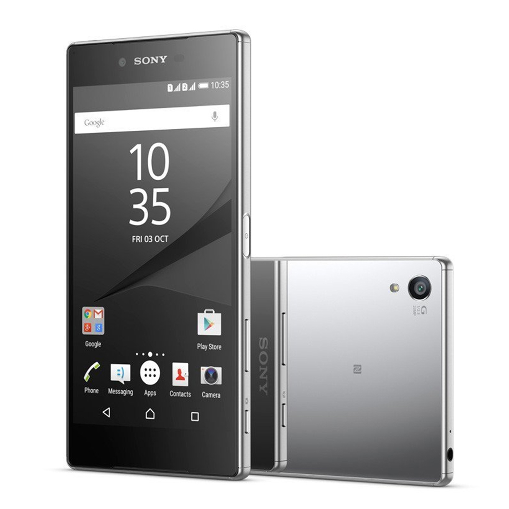 Image 3 - Unlocked Sony Z5 Premium Octa Core 23.0MP Camera Mobile Phone 5.5'' IPS Single/Dual SIM Android 4G FDD LTE 3430mAh Fingerprint-in Cellphones from Cellphones & Telecommunications