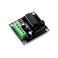 motor drive Mini 4-Channel Motor Drive Shield L293D Expansion Board Module High Voltage Current For Arduino UNO MEGA 2560 (5)