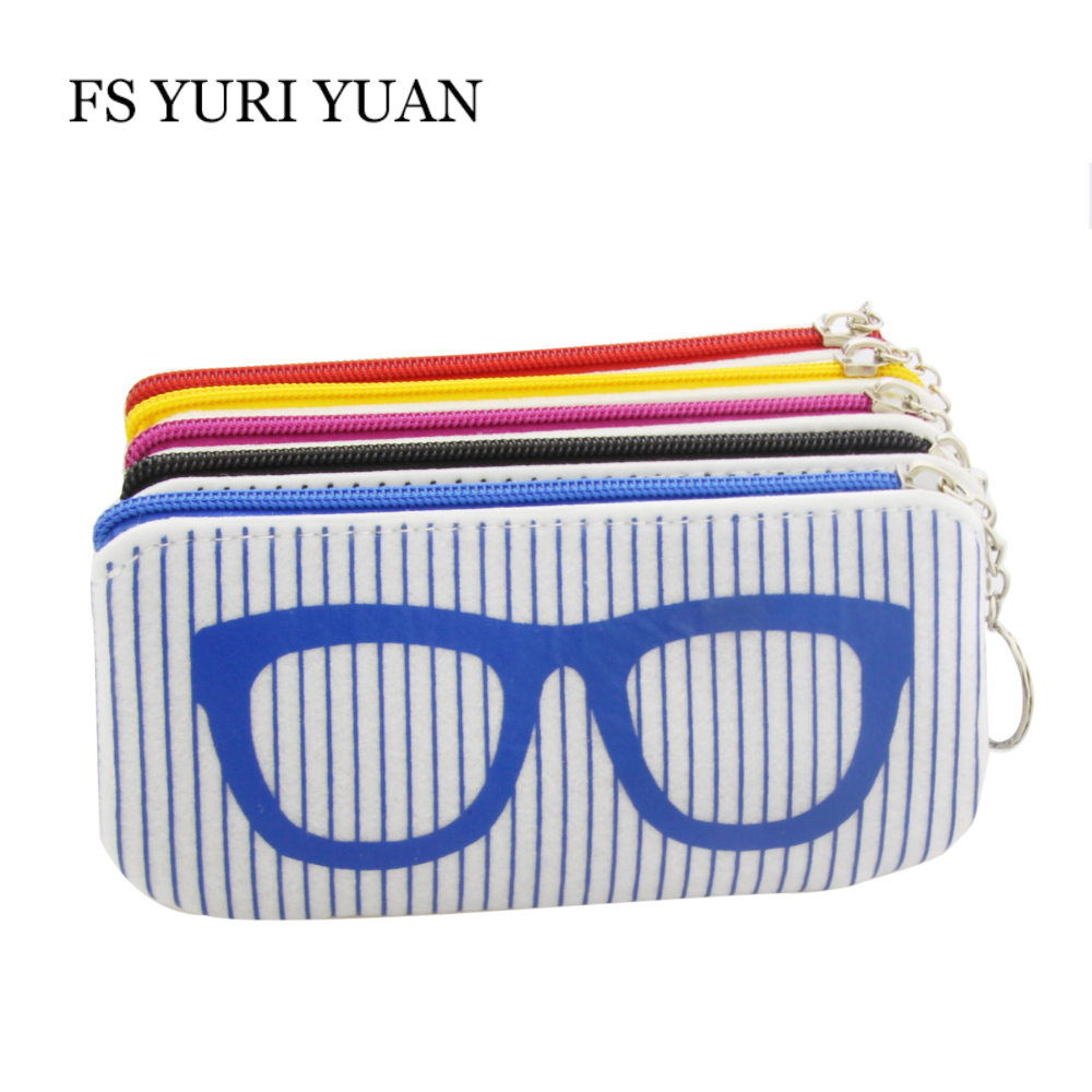 Frugal 2017 New Glasses Pouch Woven Felt Bags Case Glasses Bag Glasses Men Colorful Sunglasses Case For Women Glasses Box For Men's Discounts Price