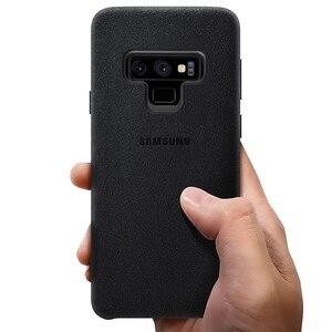 Image 5 - Чехол для Samsung Note 9, 100% оригинальный защитный чехол из натуральной замши для Samsung Galaxy Note 9, чехол для Galaxy Note9