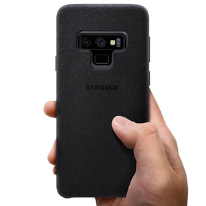Image 5 - Samsung Note 9 Case 100% Original Genuine Suede Leather Fitted Protector Case Samsung Galaxy Note 9 Case Galaxy Note9 Cover