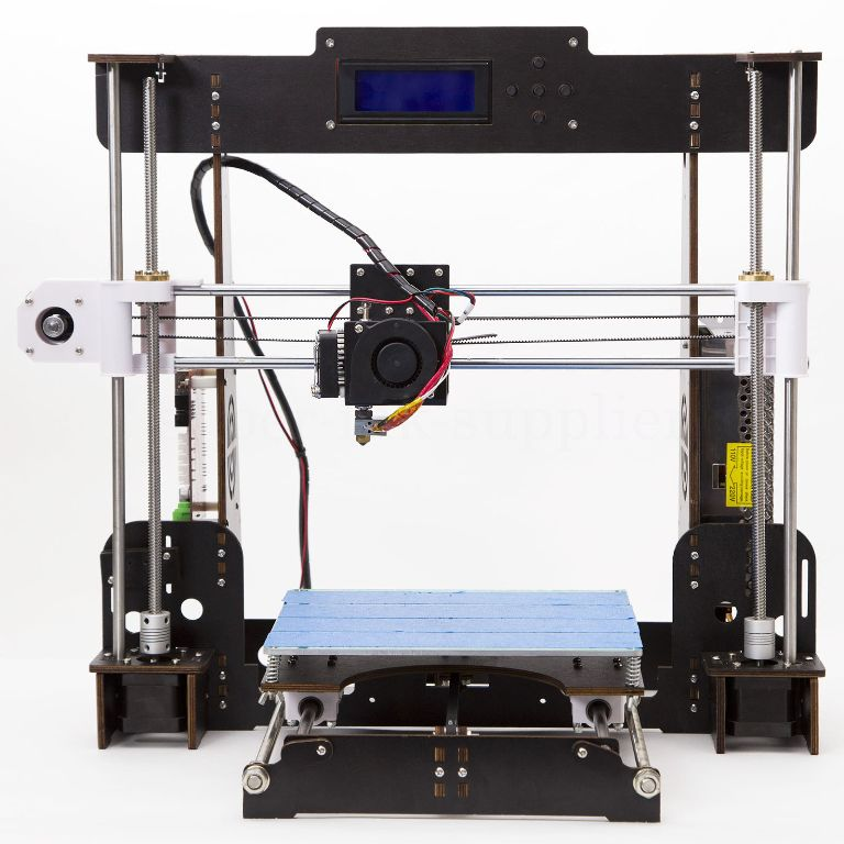 CTC A8 i3 Impresora 3D Printer High Precision Imprimante 3D DIY Kit With Aluminium Extruder Resume Power Failure PrintingCTC A8 i3 Impresora 3D Printer High Precision Imprimante 3D DIY Kit With Aluminium Extruder Resume Power Failure Printing
