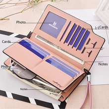 2019 New Design Leather Wallets Women Brand Purses For Woman